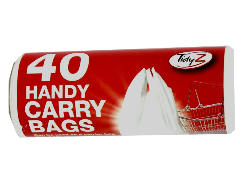 Image of Ail Handy Carry Bags  Pk24x40'S B0046d