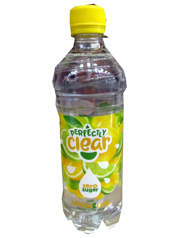 Image of Perfectly Clear Lemon Water 24x500ml