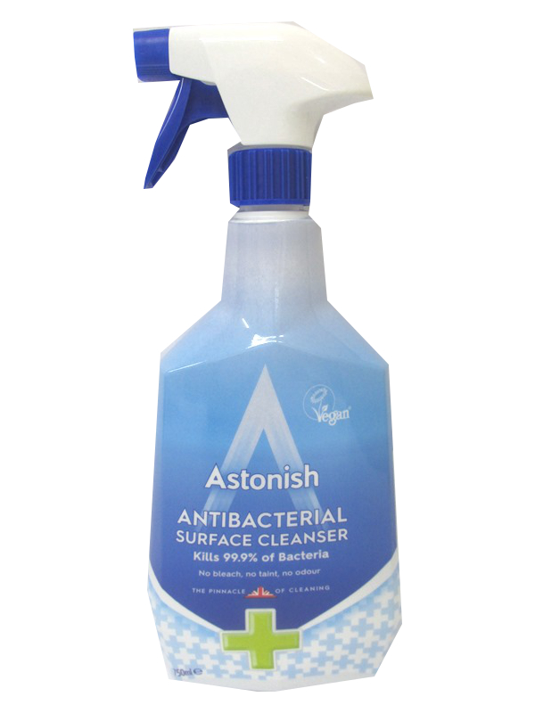 Image of Astonish  Anti-Bacterial Cleanser Pk/12x750ml