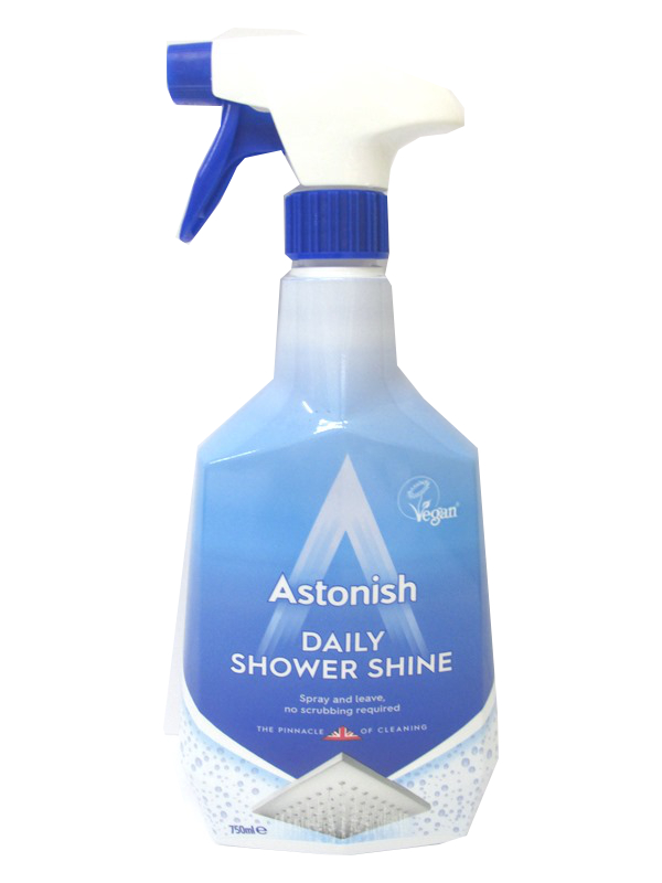Image of Astonish Daily Shower Shine 12x750ml