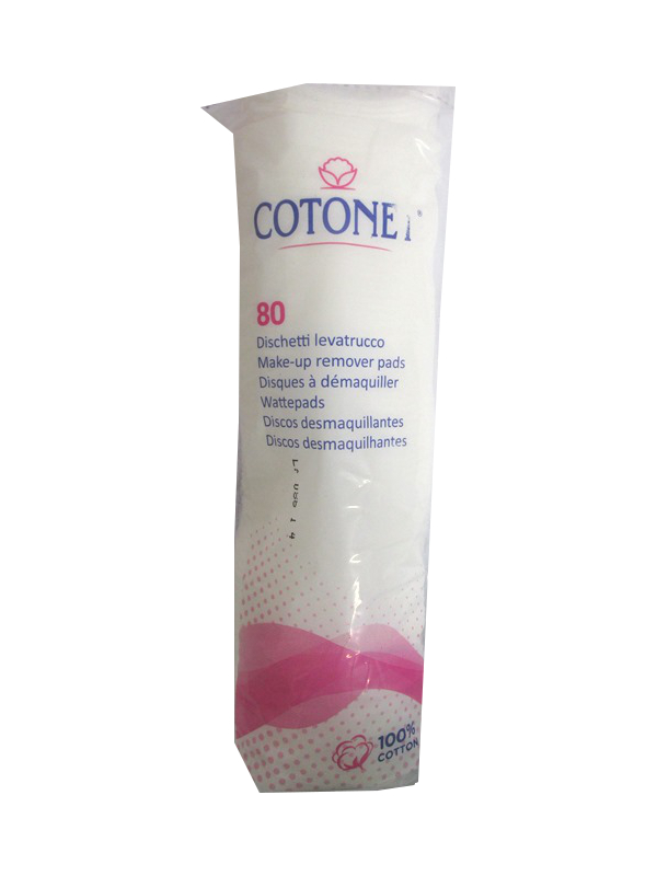 Image of Cotton Make Up Remov Pads 24x80'S 31603 D1ct