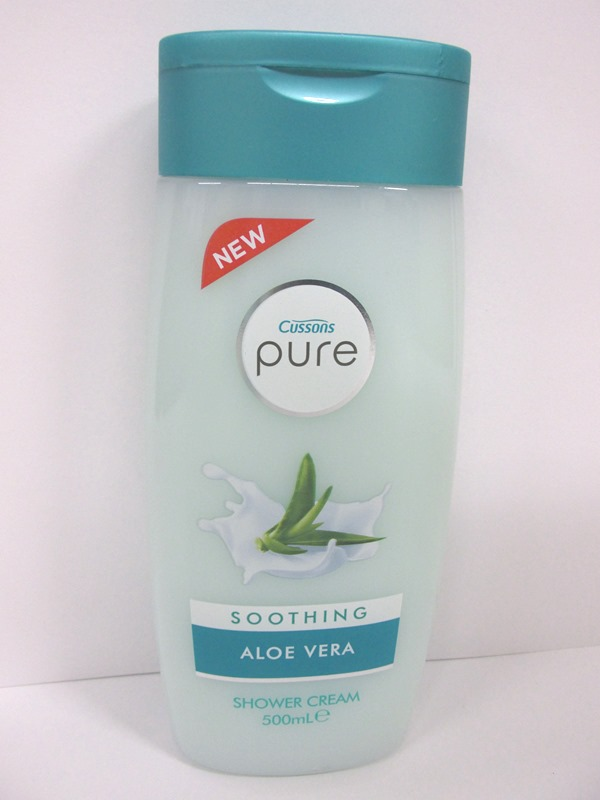 Image of Cussons Pure Bath 6x500ml Soothing Aloe