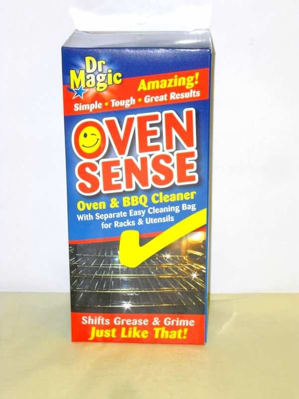 Image of Dr.Magic Oven Sense Oven & Bbq Cleaner Pk12