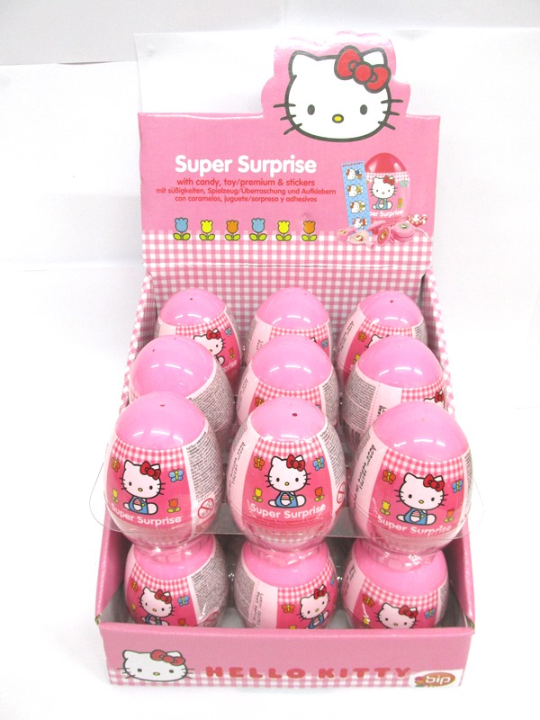 Image of Surprise Egg Hello Kitty Pk18