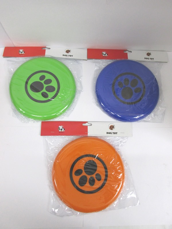 Image of Dog Toy Frisby Pk12