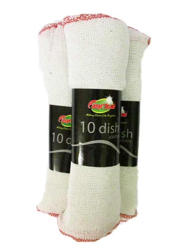 Image of Easy Clean Dish Cloths Pk12 X 10'S