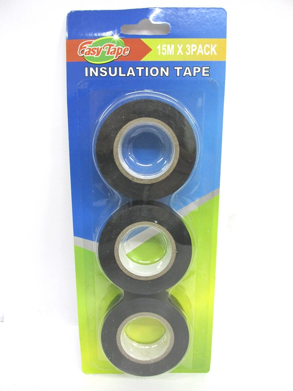Image of Easy Tape Black Insulation Tape 36x3'S