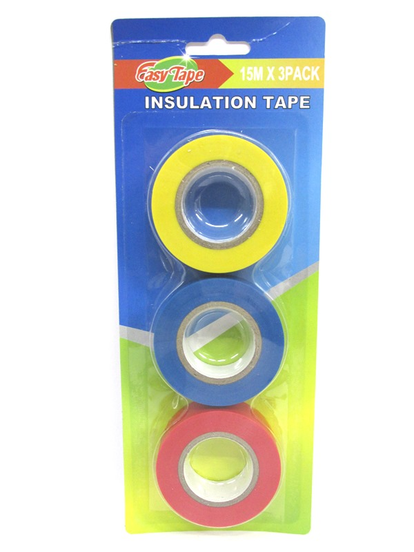 Image of Easy Tape Asst Insulation Tape 36x3'S