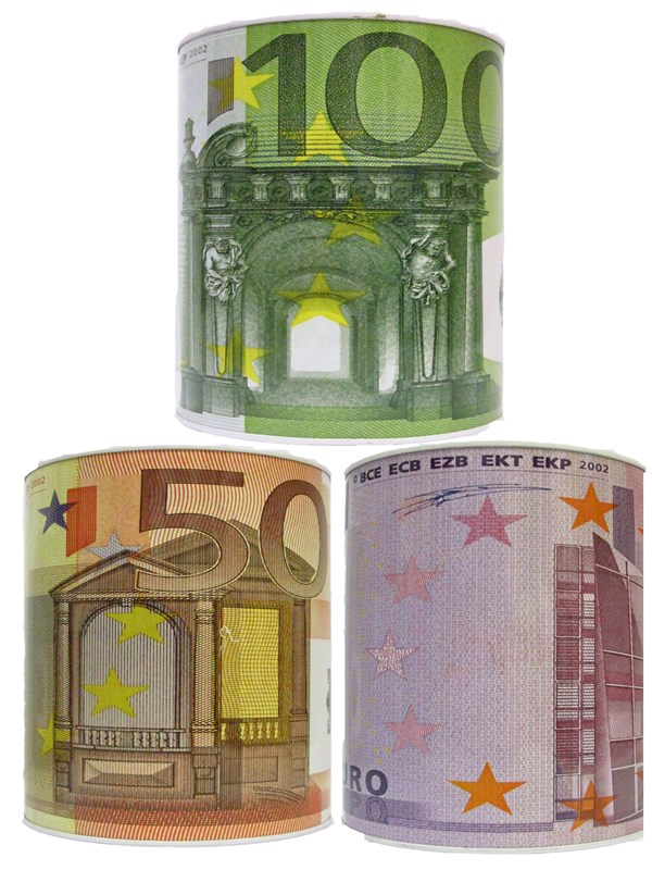 Image of Euro Saving Tins Med Pk48
