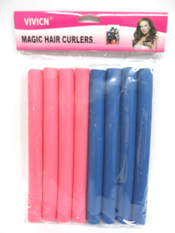 Image of Magic Hair Curlers Pk12x8's Md3638