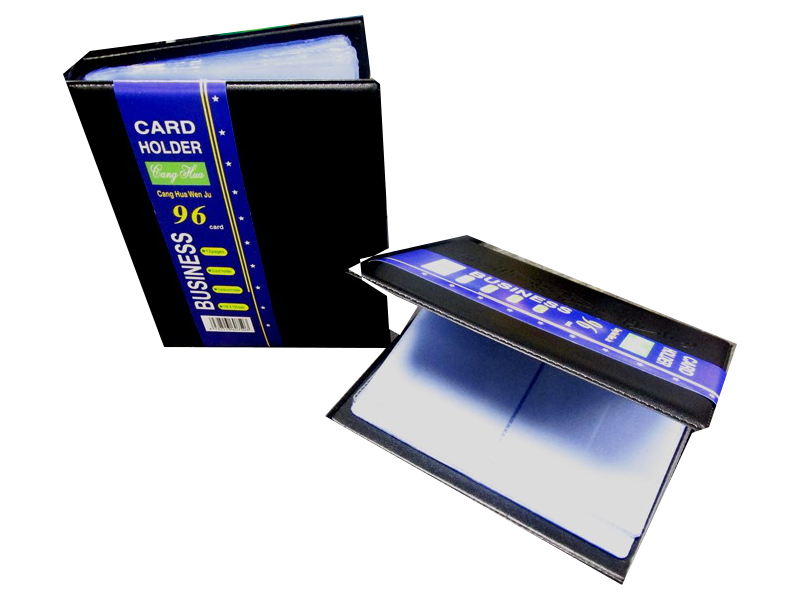 Image of Business Card Holder Cards Large Pk12  Md3667