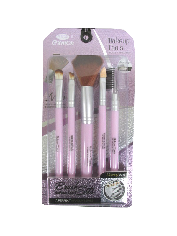 Image of Make Up Brush Set 12x5pcs Md3763