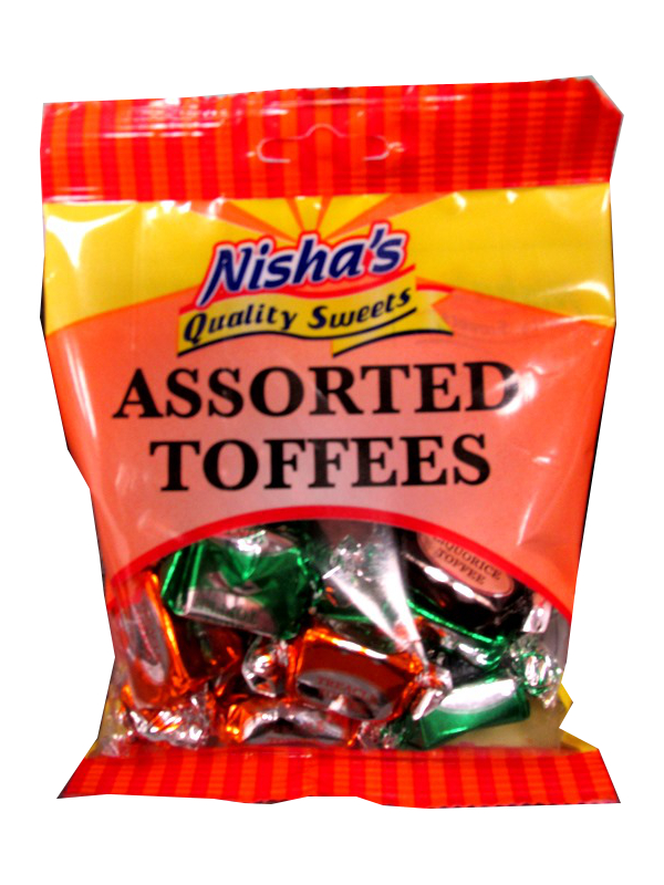 Image of Nisha* Assorted Toffee 12x95g