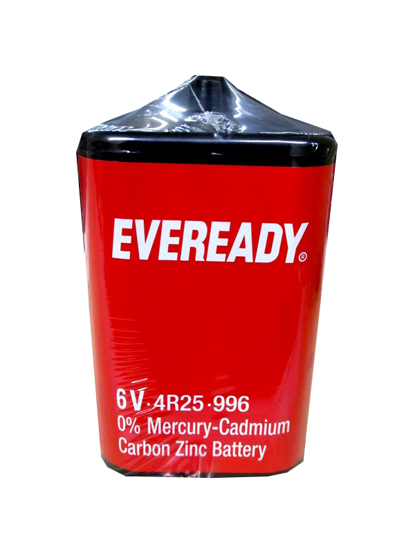 Image of Everyready 6v Battery Pk12