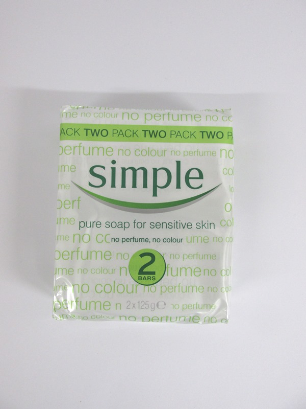 Image of Simple Soap (125g) 24x2'S